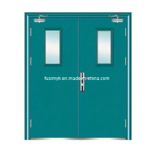Beautiful design fire proof door(FX-F001D)