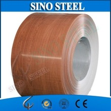 Hot Sale Wooden Grain Prepained Galvanized Steel in Coil