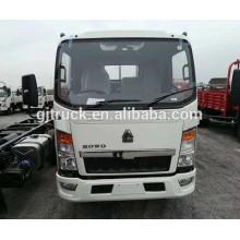 CNG RHD Sinotruk Howo Cargo truck /howo cargo box truck /HOWO van truck/ HOWO light cargo / light van truck /small box truck