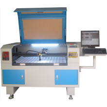 Video Camera Laser Cutting Machine / Machinery Gls-1080