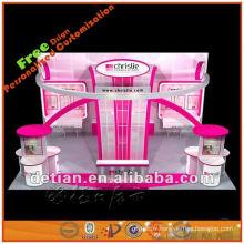 Exposition de service de conception d'exposition de salon affichage de stand de stand