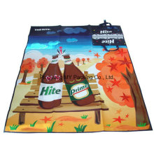 Reusable Compact Promotional Fold up PP Beach Mat