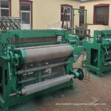 Welded Wire Mesh Roll Machine