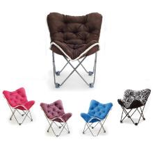 Mobília ao ar livre dobrável borboleta cadeira (sp-163)