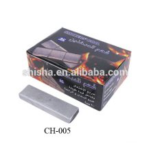 natural wood hookah charcoal square hookah charcoal