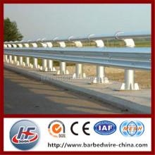 Three Waves Galvanized Steel Highway Guardrail,Highway Guardrail Curved