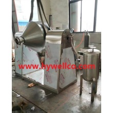 Leading for Dynamic Vacuum Drying Machine,Double Conical Dryer,Rotating Vacuum Dryer,Dryer Manufacturers and Suppliers in China Double Tapered Swivelling Vacuum Drier export to Tuvalu Importers