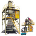 POF 3 Layer Hot-Shrinkable Production Line