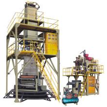 Ligne de production POF 3 Layer Hot-Shrinkable