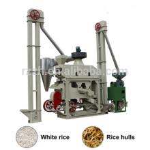 2015 usine de laminage à riz automatique à chaud