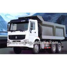 HOWO 40tons camión volquete, 371hp camión volquete