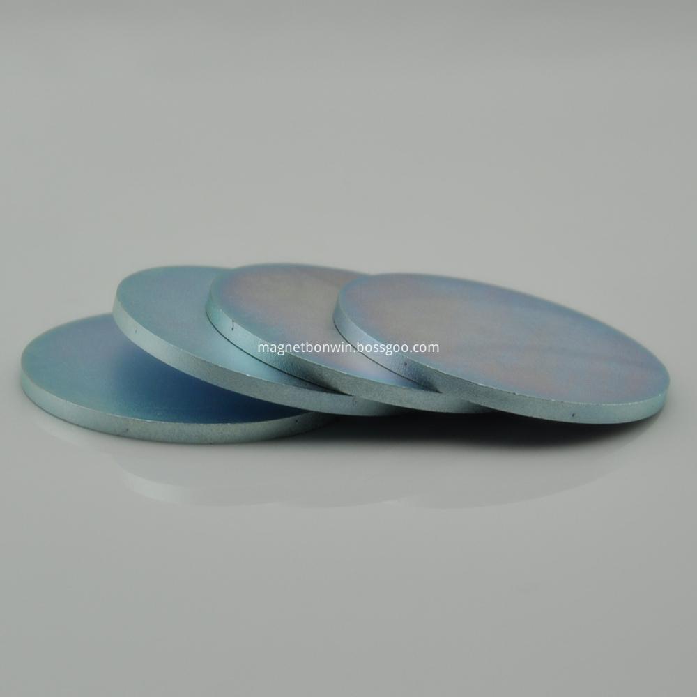 Rare earth round neodymium magnet