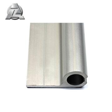 aluminium extrusion rail keder profil