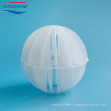 Injection Plastique Modling Type Plastique aléatoire d'emballage polyédrique boule creuse