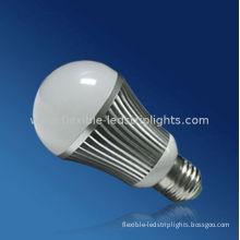 5w High Power 110v, 220v Ac Dimmable Led Light Bulbs For Store, Supermarket (420lm)