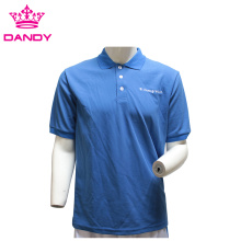 OEM branded 100% cotton  polo shirt