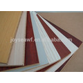 6mm white melamine mdf