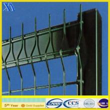Panneaux de clôture temporaire enduits de PVC Vente chaude