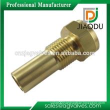 Machining CNC brass turning part service