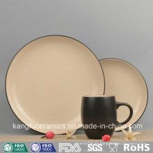 Vajilla de porcelana de Polonia al por mayor (set)