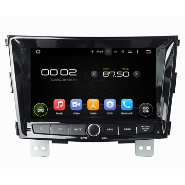 Android 7.1 Car DVD Player สำหรับ SsangYong Tivolan 2014