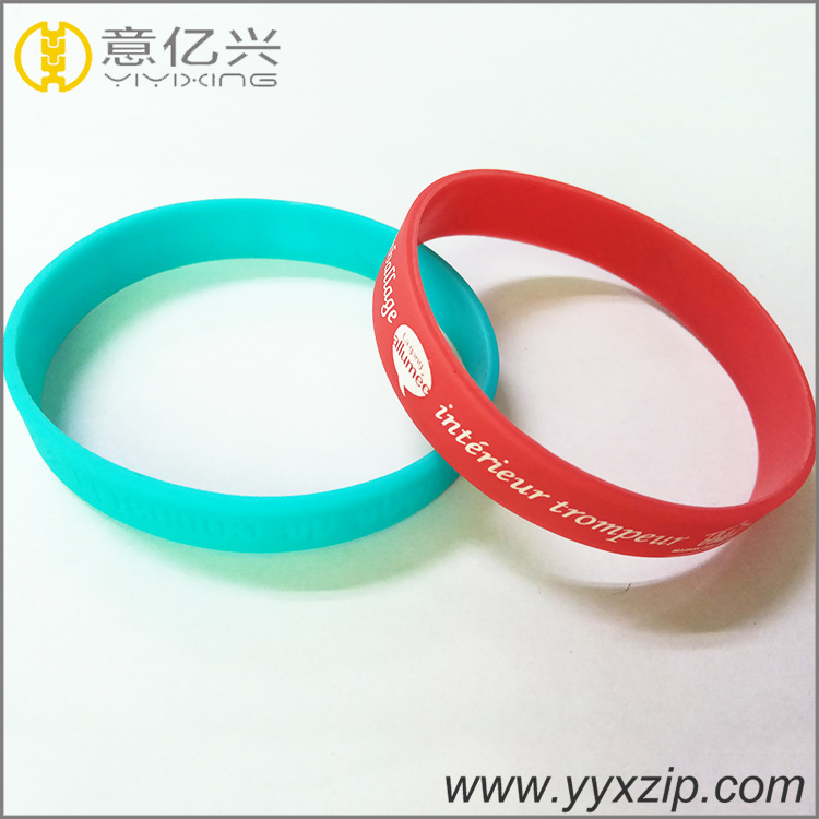 eco-friendly silicone band