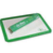 Novo 2015 mais popular fda / lfgb aprovado non stick silicone assar tapete