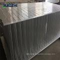 horizontal aluminum fence basketball court fence