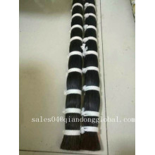 Natural Negro Monglian semental Horse Horse Tail