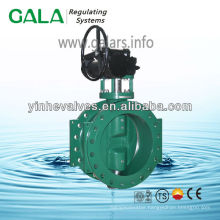 high temperature butterfly valve