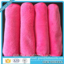 Die beliebtesten Produkte China Make-up Entferner Handtuch / wiederverwendbare Make-up Reinigungstuch