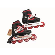 Красные и черные коньки для детей