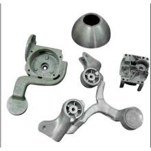 Pequeñas piezas de fundición de aluminio para maquinaria