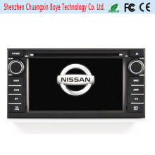Car GPS Navigator with MP4/DVD Player for Nissan New Livna