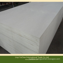 5mm18mm Bleach Poplar Plywood Furniture Plywoods