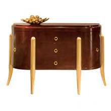 Luxury Hotel Console Cabinet Hotel Furniture