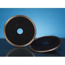 Спеченный супер тонкий алмазный пильный диск / алмазный отрезной диск для стекла