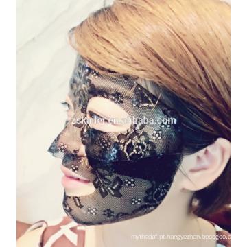 nova máscara facial de frutas, máscara de hidrogel
