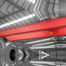 Elektrischer doppelter Träger-schwerer Ausrüstungskran für Fabrik