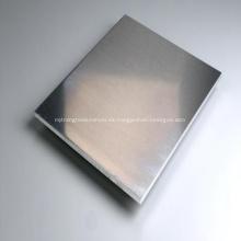 5052 espejo hoja de aluminio pulido