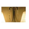 Lampe de mur de LED d'intérieur d'hôtel allumant l'appareil d'éclairage de chevet décoratif