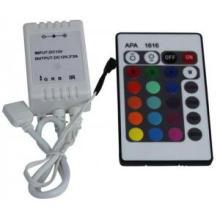 RGB 24keys controlador infravermelho do diodo emissor de luz