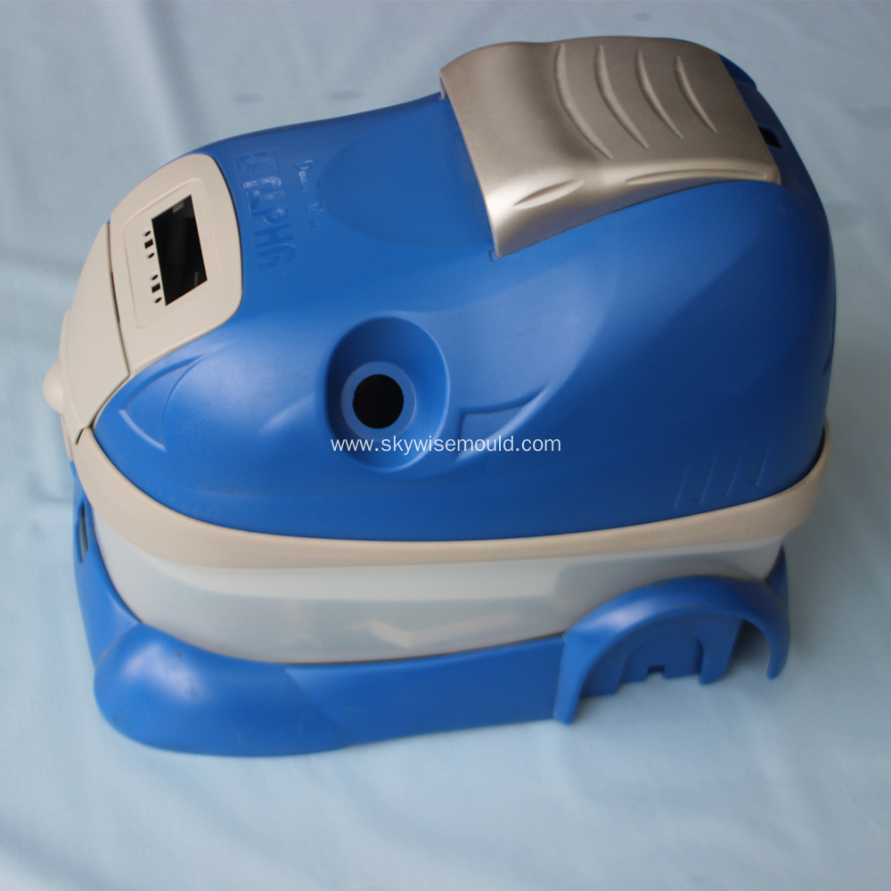 Plastic Injection Vacuum Cleaner Body Mold