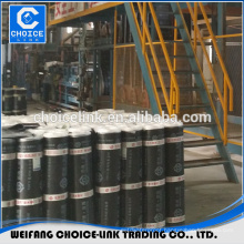 Torch applied SBS modified asphalt waterproof sheet membrane