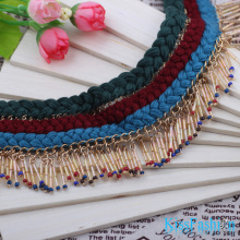 Newest Fahsion Top Design Handmade Costume Accessories Jewelry China Supplier Free Shipment Vintage Necklace