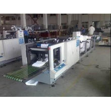 Multi Ply Continuous Paper Fold Machine