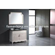 Деревянный шкаф для ванной комнаты / шкаф / мебель FM-2208
