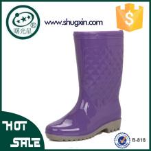 Mesdames coin chaussures de pluie Mesdames coréen chaussures de pluie