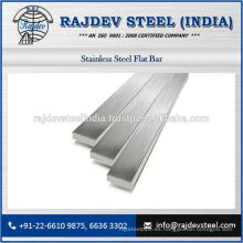 2016 Barra plana 316L del acero inoxidable de la venta caliente para la mejor maquinabilidad