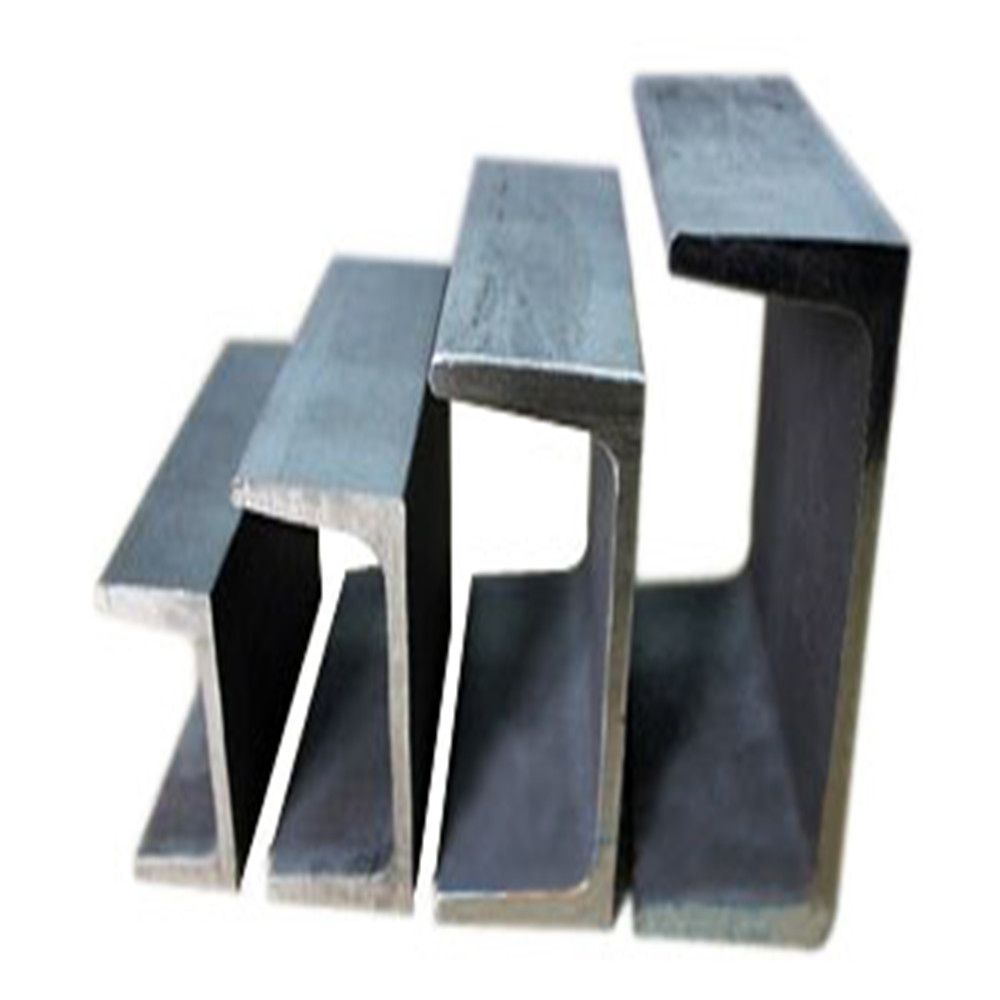U Channel Steel Sizes for Construction Building